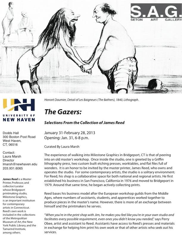 Gazers Press Evite